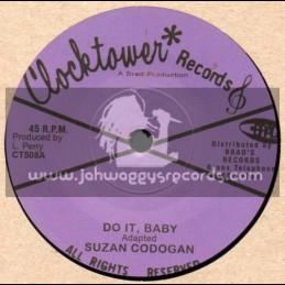 "Clock Tower Records-7""-Do It Baby / Suzan Codogan"
