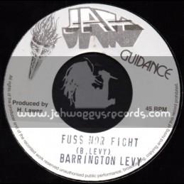 "Jah Guidance-7""-Fuss Nor Fight / Barrington Levy"