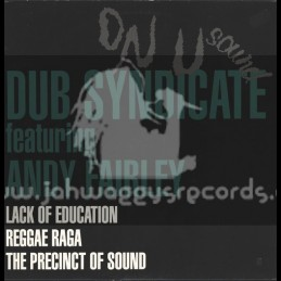 "On U Sound-12""-Lack Of Education+Reggae Ragga+The Precinct Of Sound / Dub Syndicate Feat. Andy Fairley"