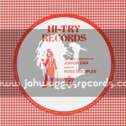 "Hi Try Records-10""-Are We Really Free + Sligoville Tobacco / Squire Jon"