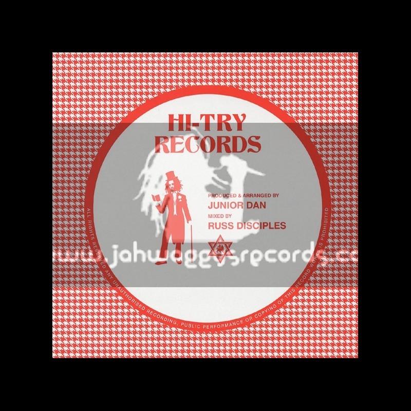 "Hi Try Records-10""-Are We Really Free + Sligoville Tobacco / Squire Jon"