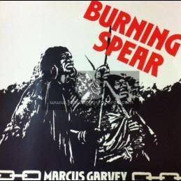 Island Records-Lp-Marcus Garvey / Burning Spear