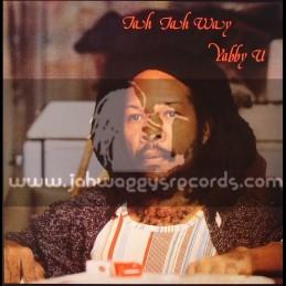 Island Records-Lp-Jah Jah Way / Yabby U