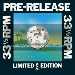 Island Records-Lp-Wareika Dub / Rico