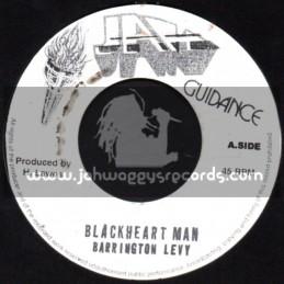"Jah Guidance-7""-Blackheart Man / Barrington Levy"