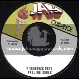 "Jah Guidance-7""-Firehouse Rock / Wailing Souls"
