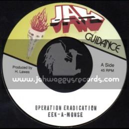 "Jah Guidance-7""-Operation Eradication / Eek A Mouse"