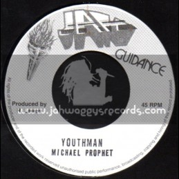 "Jah Guidance-7""-Youthman / Michael Prophet"
