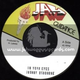 "Jah Guidance-7""-In Your Eyes / Johnny Osbourne"
