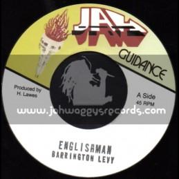 "Jah Guidance-7""-Englishman / Barrington Levy"