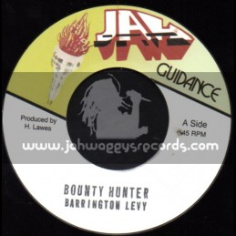 "Jah Guidance-7""-Bounty Hunter / Barrington Levy"
