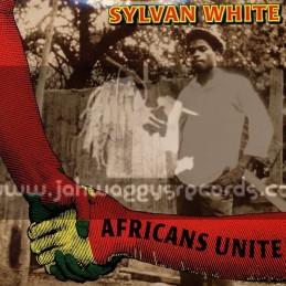 Roots Foundation-Double Lp-Africans Unite / Sylvan White