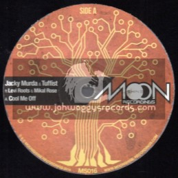 "Moonshine Recordings-12""-Cool Me Off / Jacky Murda & Tuffist Ft. Levi Roots & Mikal Rose"