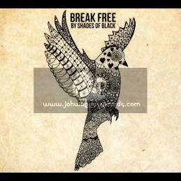 Shades Of Black-CD-Break Free / Shades Of Black