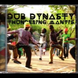 Steppas Records-Cd-Thundering Mantis / Dub Dynasty