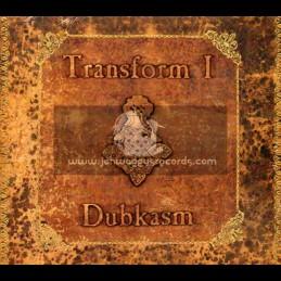 Dubkasm-CD-Transform I / Dubkasm