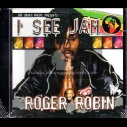 Jah Shaka Music-CD-I See Jah / Roger Robin