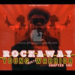Jah Shaka Music-CD-Rockaway Meets Young Warrior Chapter One
