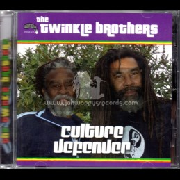 Sip A Cup Records-CD-Culture Defender / The Twinkle Brothers