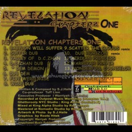 I Warriyah-CD-Revelation Chapter One /  I Warriyah Meets Tuff Lion