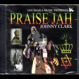 Jah Shaka Music-CD-Praise Jah / Johnny Clarke