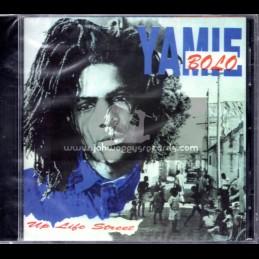 Yamie Bolo-CD-Up Life Street / Yami Bolo