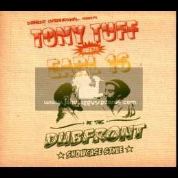 Dubfront Outernational-CD-Tony Tuff Meets Earl 16 At The Dubfront