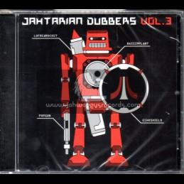 Jahtari-CD-Jahtarian Dubbers Vol 3 / Various Artist