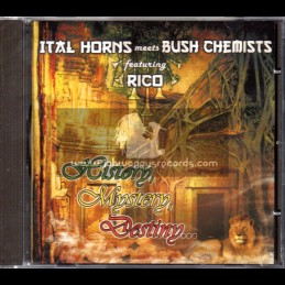 Roots Temple - CD - Ital Horns Meets Bush Chemists Feat . Rico