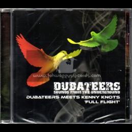 Dubateers-CD-Full Flight / Dubateers Meets Kenny Knotts