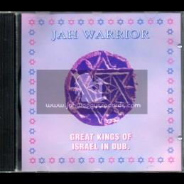 Jah Warrior-CD-Great Kings Of Israel In Dub / Jah Warrior