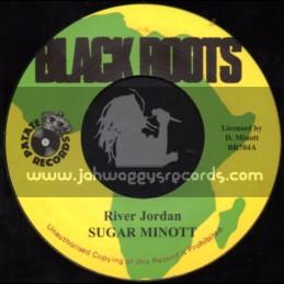 "Black Roots-7""-River Jordan / Sugar Minott"