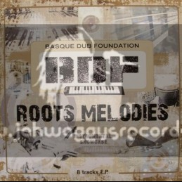 "Massive Sound Records-12"" 8 Track-EP-Roots Melodies / B D F Instrumental Showcase"