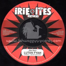 "Irie Ites Records-7""-Bun Dem / Lutan Fyah + Love She Want / Malijah"