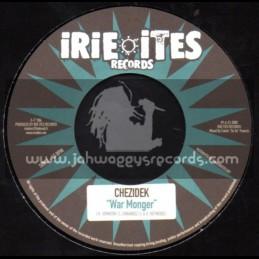"Irie Ites Records-7""-War Monger / Chezidek"
