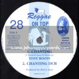 "Reggae On Top-10""-Chanting / Tony Roots"