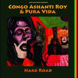 Lost Ark Music-Lp-Hard Road / Congo Ashanti Roy & Pura Vida