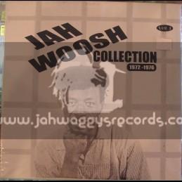 Original Music-Lp-Jah Woosh Collection 1972-1976 , Vol 1