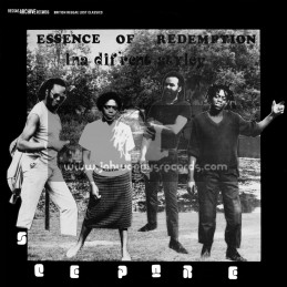 Reggae Archive Records-Lp-Essence Of Redemption Ina Dif rent Styley / Sceptre