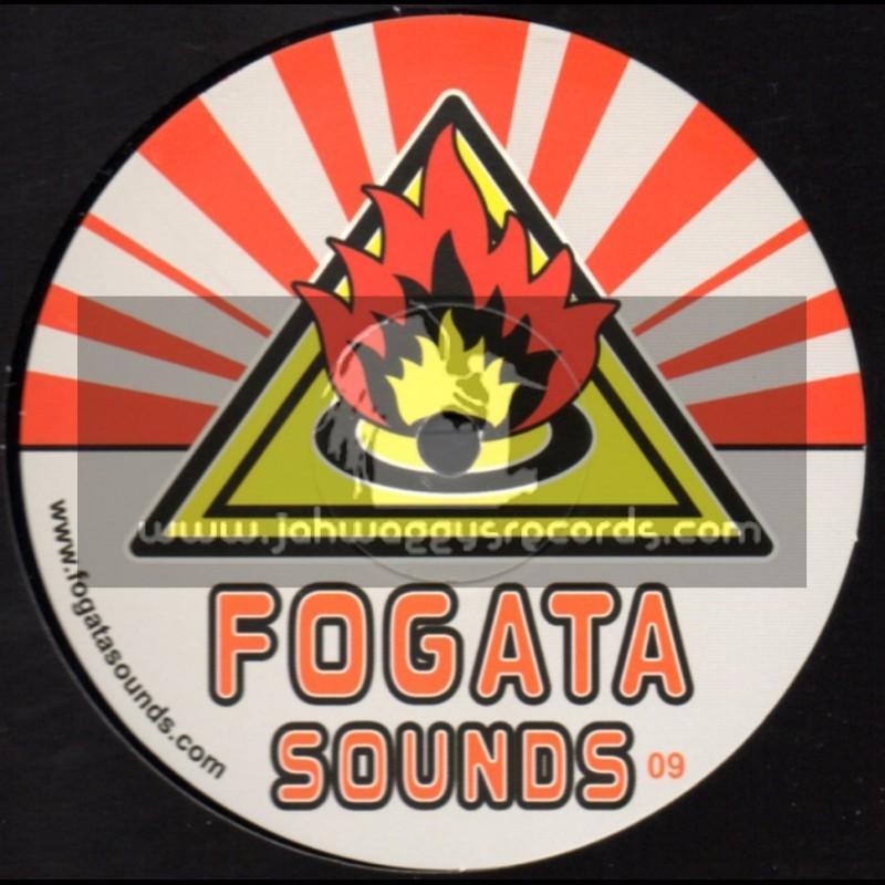 "Fogata Sounds-10""-Matta / Troy Berkley"