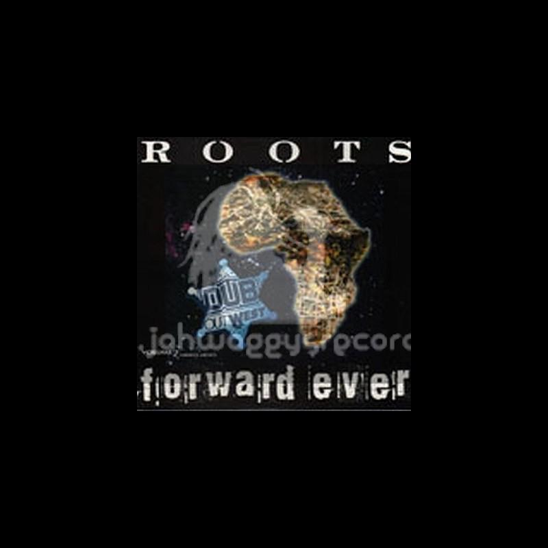 Nubian Records-Double-LP-Dub Out West Vol 2 - Various Artist