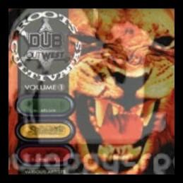 Nubian Records-Double-LP-Dub Out West Vol 1 - Various Artist