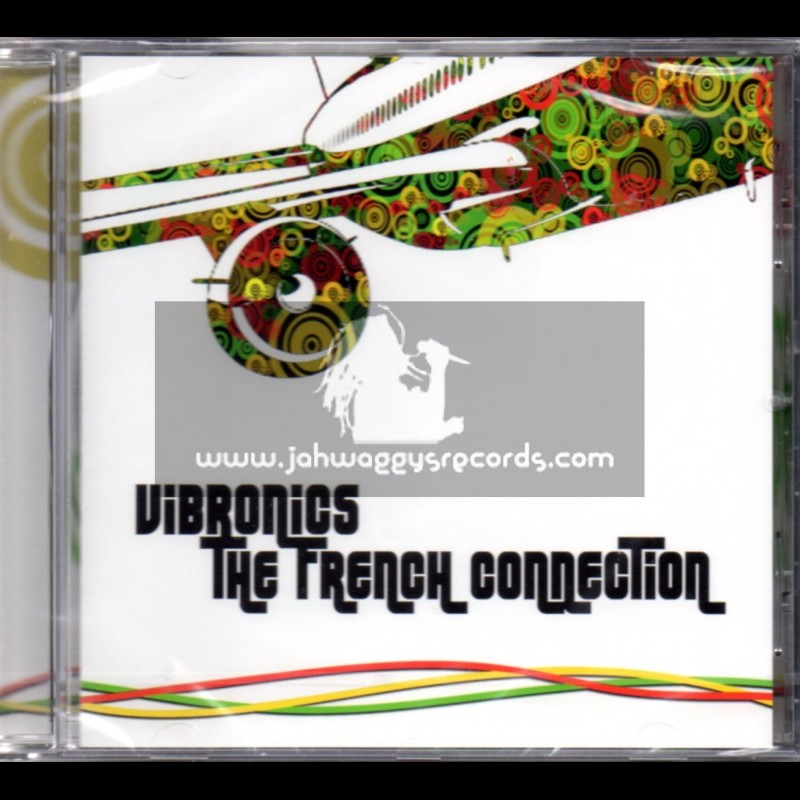 Hammerbass-CD-The French Connection / Vibronics