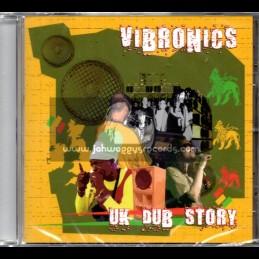 Scoops-CD-Uk Dub Story / Vibronics