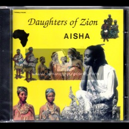 Twinkle Music - CD - Daughters Of Zion / Aisha