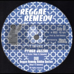 "Reggae Remedy-12""-Its Not Easy / Prince Jazzbo + The Saints / Prince Jazzbo & Mike Brooks"
