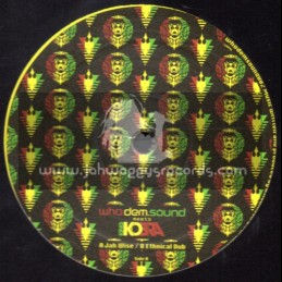 "Who Dem Sounds-10""-Jah Wise + Ethnical Dub / Who Dem Sounds Meets King Kobra"