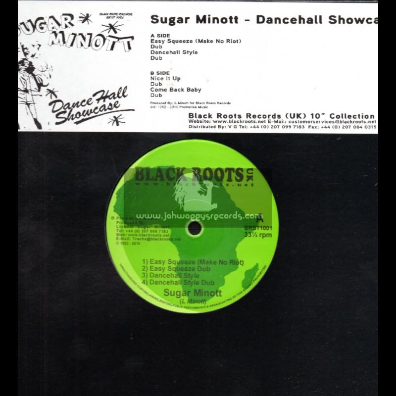 "Black Roots-7""-Dancehall Vocal & Dubwise Showcase / Sugar Minott"