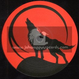 """Sugar Shack Records-12""""-Wolf / Capital Letters"""