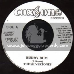 "Coxsone Records-7""-Buddy Bum / The Silvertones"